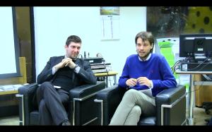 Paolo Cacciato Presidente Asian Studies Group e Alessandro Capelli Delegato alle Politiche Giovanili Comune di Milano