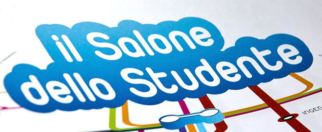 We are in Salone dello Studente – Milan