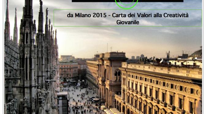 Da Milano 2015, la Carta dei valori per la creatività giovanile