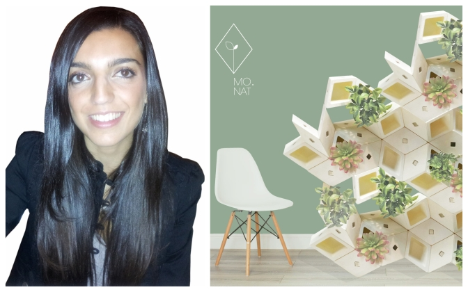 Bring NATURE to your HOME: It is possible thanks to MO.NAT, a project for YDD 2018
