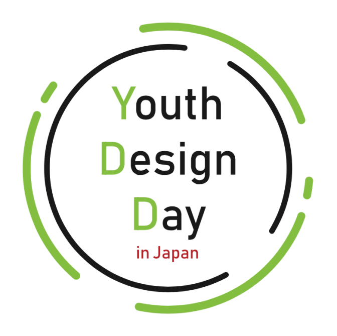 Youth Design Day in Japan, official logo presentation in Osaka